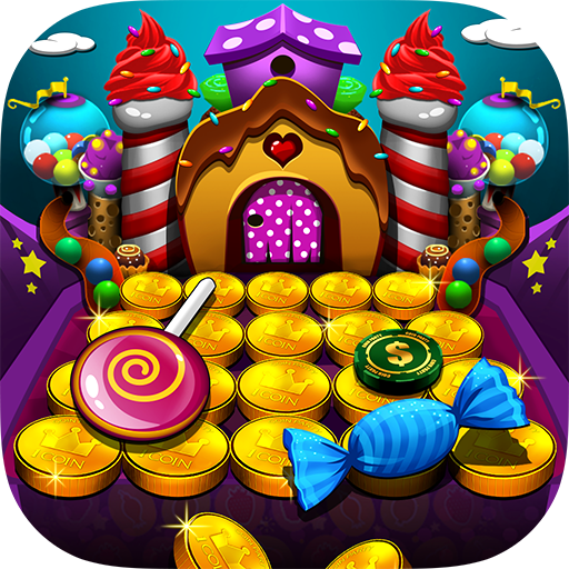 Coin Party: Candy Donuts Dozer from Mindstorm Studios