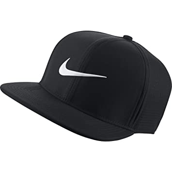 reputable site 60375 0c464 Nike Men s AeroBill Pro Perforated Cap, Black Anthracite White, One Size