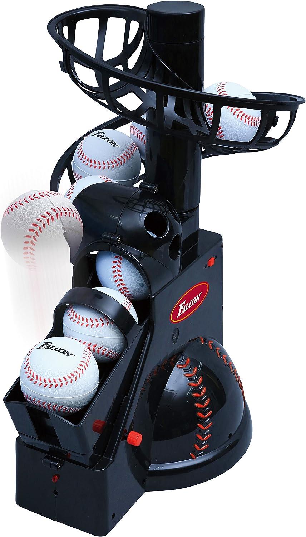Amazon.co.jp: サクライ貿易(SAKURAI) FALCON(ファルコン) 野球 トスマシーン ピッチングマシン バッティングマシーン 前からトスマシーン FTS-100: スポーツ&アウトドア