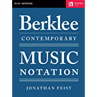 Berklee Contemporary Music Notation book cover