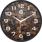 KK Craft Analog Wall Clock for Home