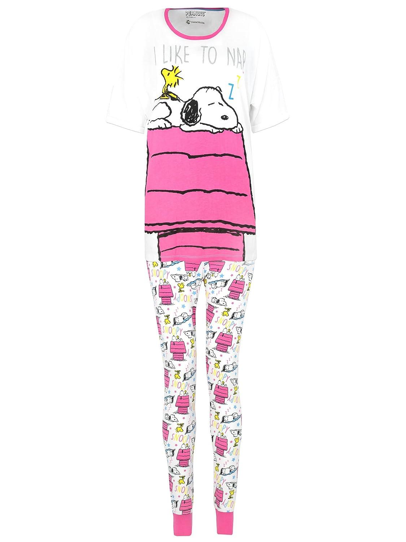 Snoopy Womens Pajamas