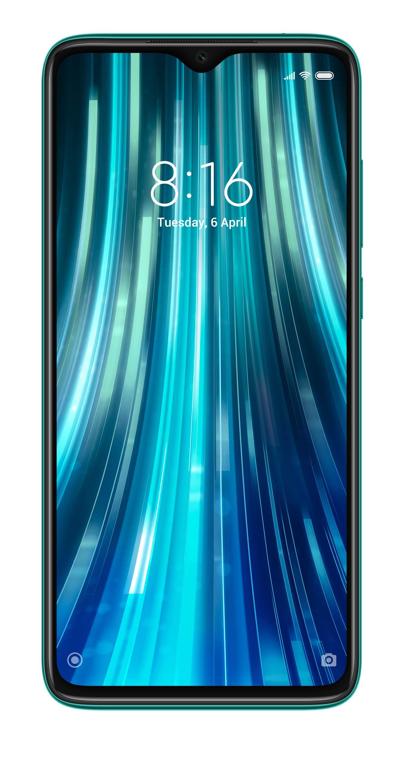 Redmi Note 8 Pro (Gamma Green, 128 GB)(8 GB RAM)