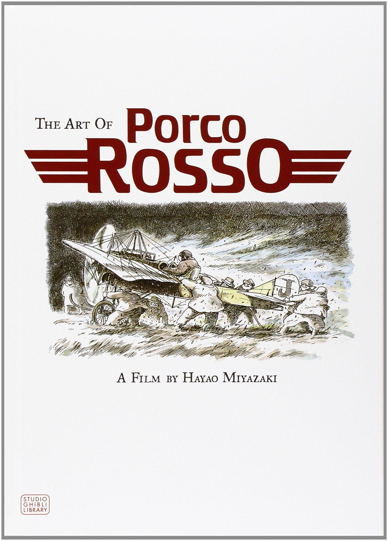 The Art of Porco Rosso