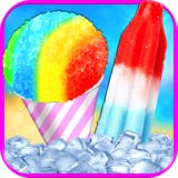 Ice Summer Desserts - Kids Popsicles, Snow Cones & Ice Cream Bars FREE