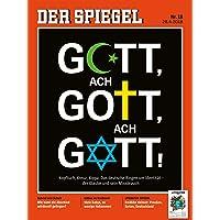 DER SPIEGEL 18/2018: Gott, ach Gott, ach Gott!