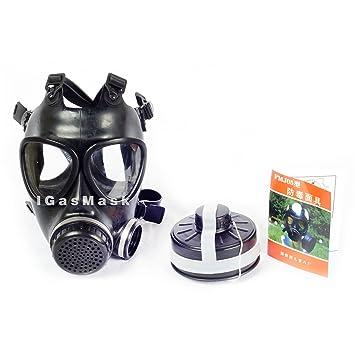 igasmask chino Militar máscara de gas fmj05