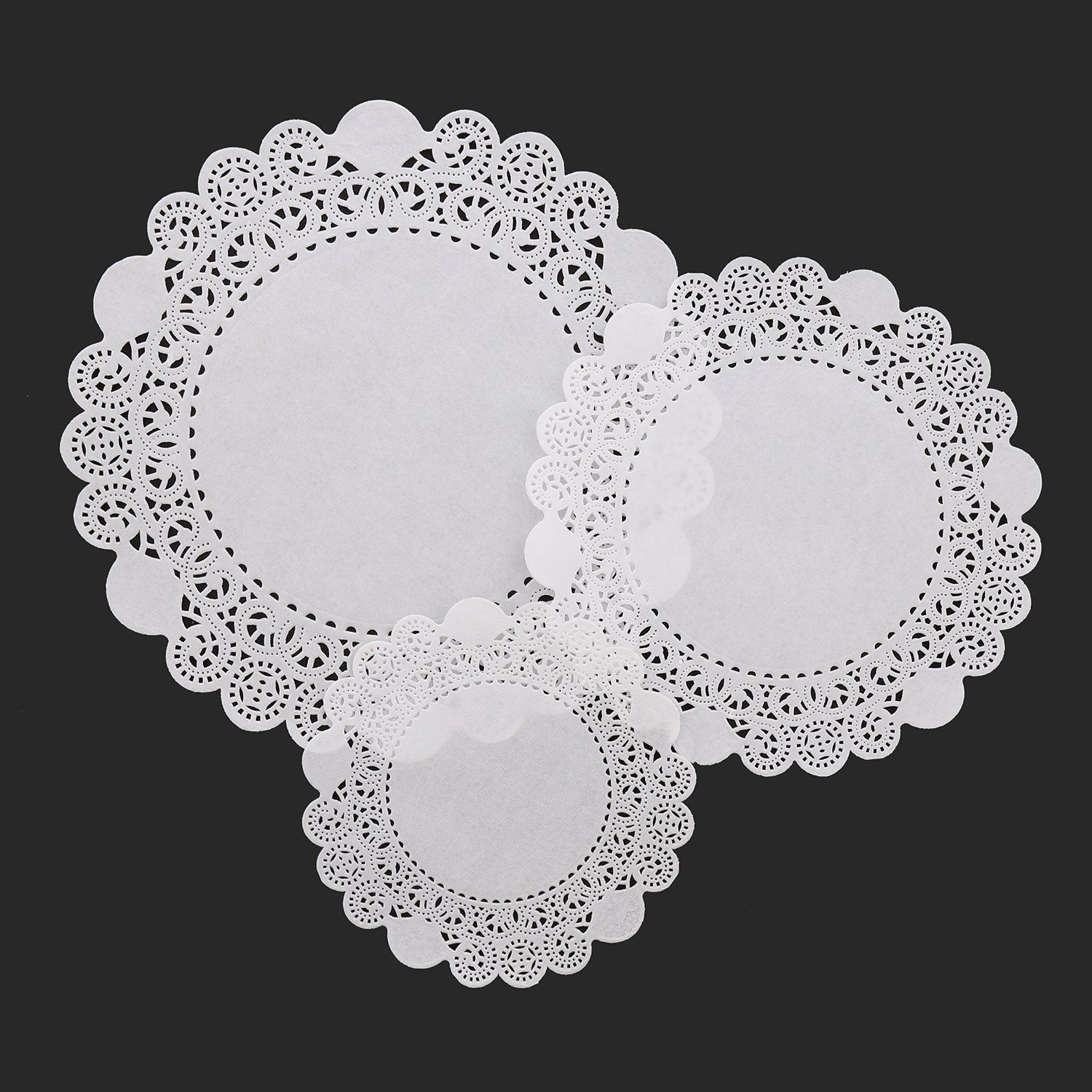 Royal 10'' Disposable Paper Lace Doilies, Case of 5000 by Royal (Image #4)
