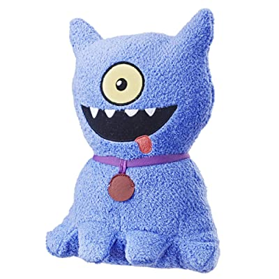 """UGLYDOLLS Feature Sounds Ugly Dog, Stuffed Plush Toy That Talks, 9.5"""" Tall: Toys & Games"""