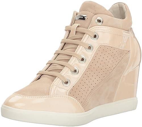 c82c05c3ceb9 Geox Women s D Eleni Fashion Sneaker