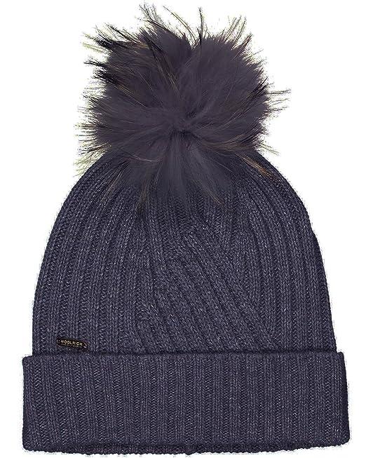Woolrich Cappello Donna W s Soft Hat WWACC1350 col. Blu tg. S ... b268f6047bcf