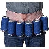 Calhoun Novelty Beverage Holder Beer Belt