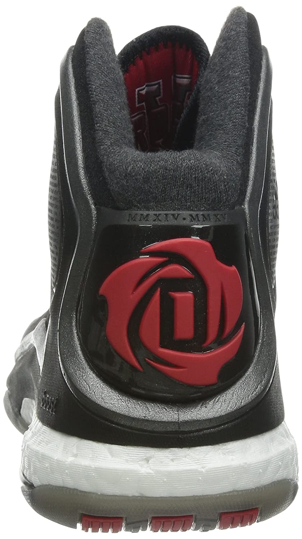 reputable site 20383 35169 ... norway adidas performance derrick rose 5 boost zapatillas baloncesto negro  rojo para hombre torsion system qmqgt