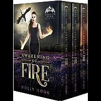 The Dragon Born Trilogy Box Set (Books 1-3)(A Teen Shifter Romance) (English Edition)
