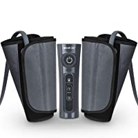 CINCOM Leg Massager for Circulation Air Compression Calf Wraps with 2 Modes 3 Intensities...