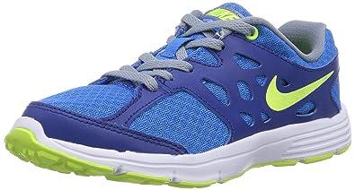 Nike Kids Fusion Lite PS, Zapatillas de Running Niñas, Azul (Photo ...