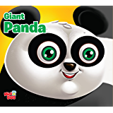 Giant Panda : Cutout Board Book