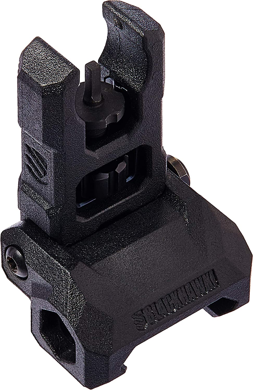 71BU03BK Hybrid Folding Front Sight Black BLACKHAWK