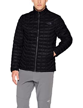 The North Face M Thermoball Full Zip Chaqueta, Hombre, Negro (TNF Black)