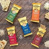 Sonoma Creamery Cheese Crisp Bars - Bacon Cheddar 8 Two-Bar Packs