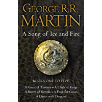 A Game of Thrones: The Story Continues Books 1-5: The epic fantasy series that inspired the worldwide phenomenon Game of Thrones (A Song of Ice and Fire)