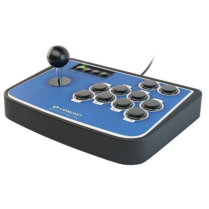 3 opinioni per Lioncast Arcade Fight-Stick per PS4, PC e Nintendo Switch- Controller Joystick