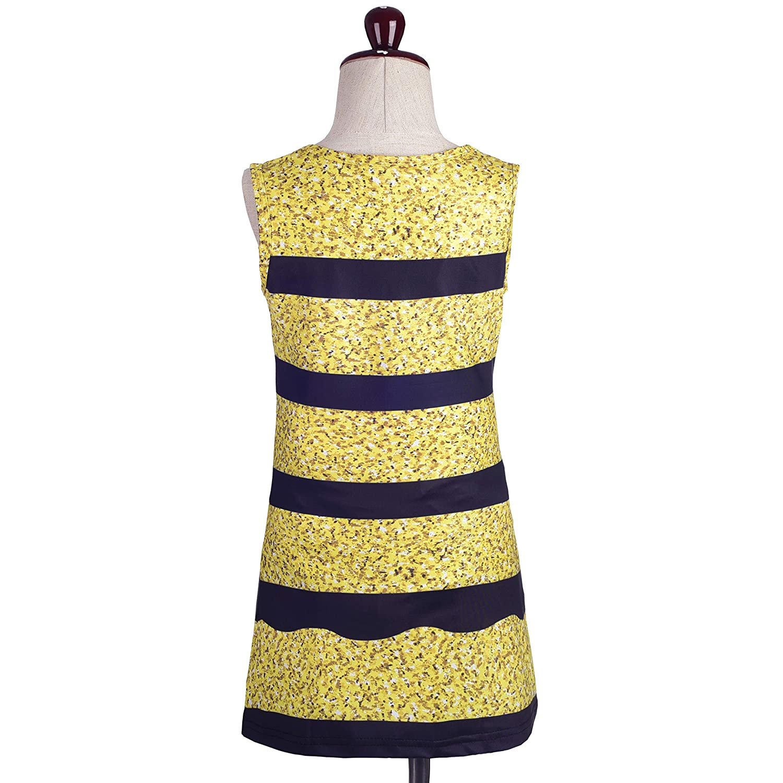 Dressy Daisy Girls Queen Bee Dress Halloween Fancy Party Dress Nightgowns Pajamas