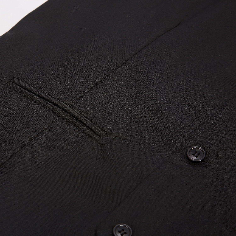 PaulJones Gilet Homme Veste Slim Fit Col V sans Manche Casual Basic Élégant   Amazon.fr  Vêtements et accessoires 91b5691eecbc