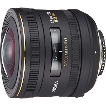 Sigma 5mm f/8 EX