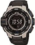 [カシオ]Casio 腕時計 PROTREK カシオ プロトレック トリプルセンサーVer.3搭載 ソーラーウォッチ PRG-270-7JF メンズ