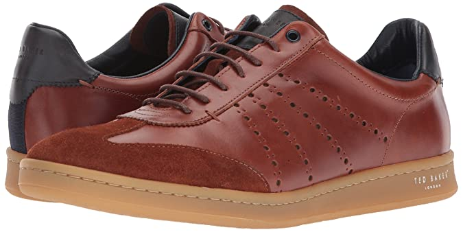 f66c1a95f Amazon.com  Ted Baker Men s Orlee Sneaker  Shoes