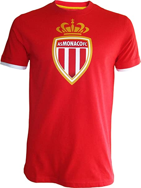 AS Monaco Herren-T-Shirt offizielle Kollektion