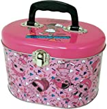 The Tin Box Company 390807 L.O.L. Surprise! Oval Tote Storage Tin