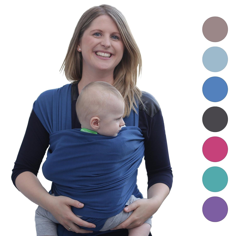 Fascia bebè 5-in-1 per neonati e bambini   Marsupi BabyChamp progettato a Berlino e Londra 2018