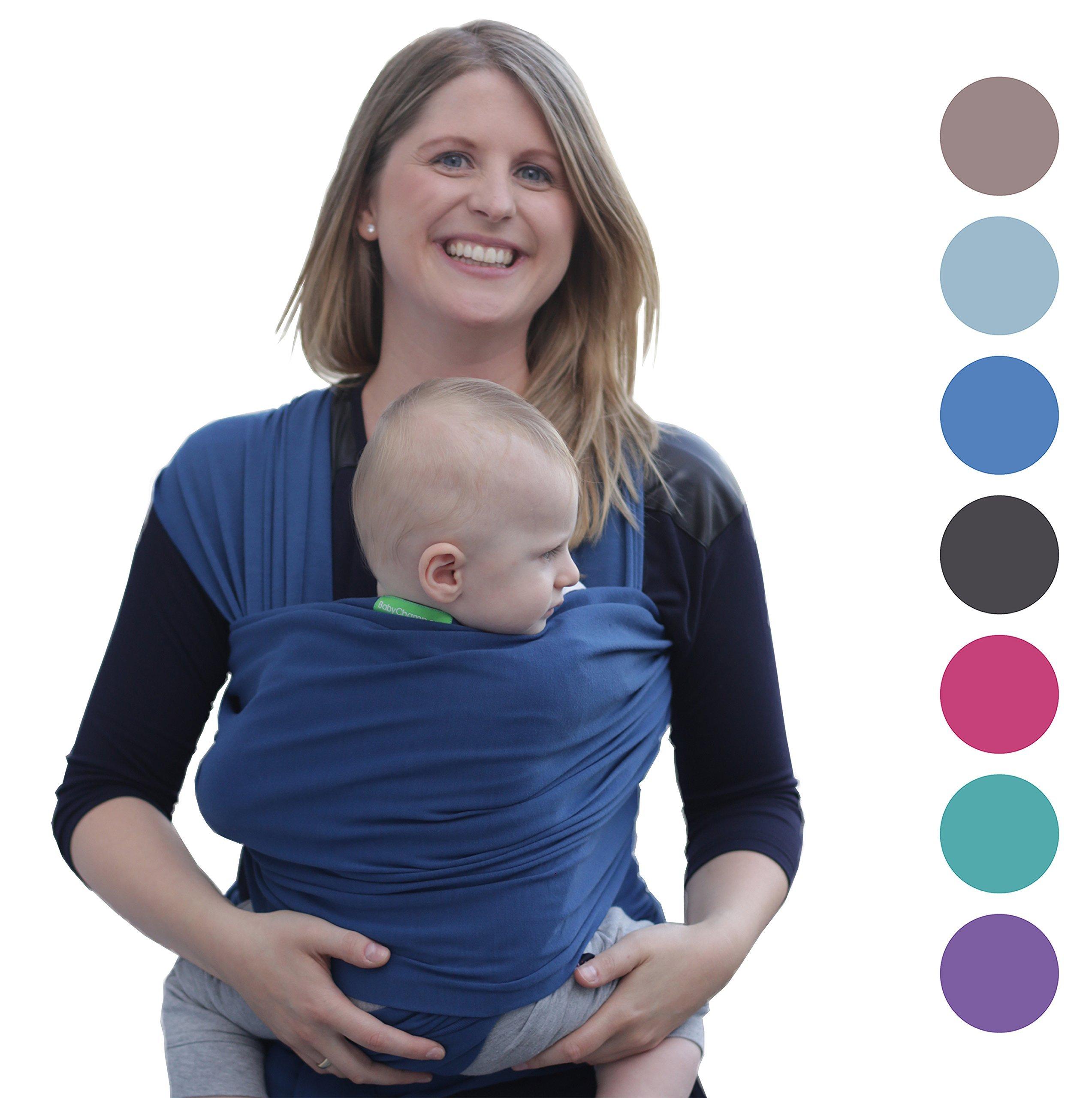Fular portabebés 5-en-1 para recién nacidos | El regalo perfecto para madre