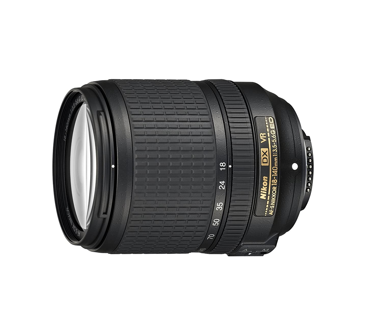 Nikon  mm  F AF S DX G ED VR
