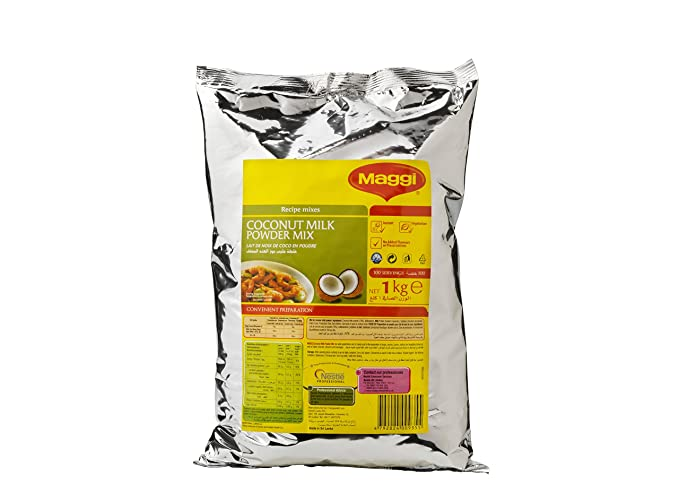 6 opinioni per Maggi Coconut Milk Powder N3 1 Kg