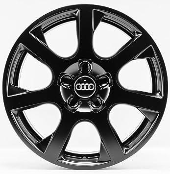 Audi A6 4 G C7 17 pulgadas Llantas Original Audi OE OEM Llantas 8R de G: Amazon.es: Coche y moto