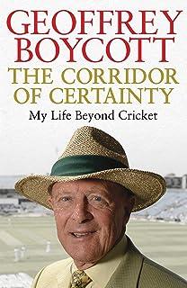 geoff boycott a cricketing hero mckinstry leo