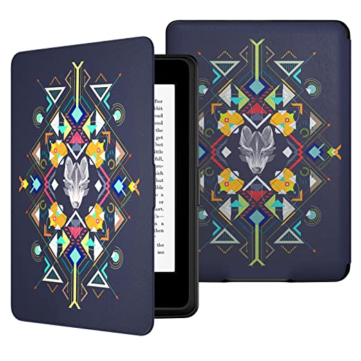 490 opinioni per MoKo Kindle Paperwhite Case- Custodia Origami Ultra Sottile per Amazon Nuovo