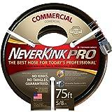Teknor Apex Neverkink  8844-75 PRO Water Hose,  5/8-in x 75-feet