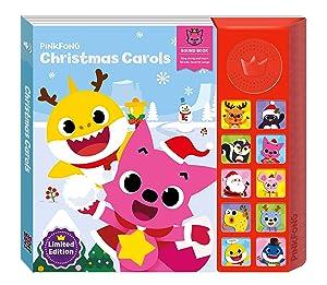 Pinkfong Christmas Carols Sound Book 2018 Edition
