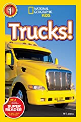 National Geographic Readers: Trucks Kindle Edition