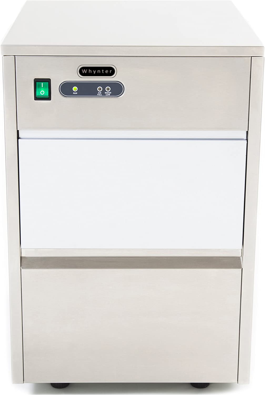 Amazon Com Whynter Freestanding Ice Maker Appliances