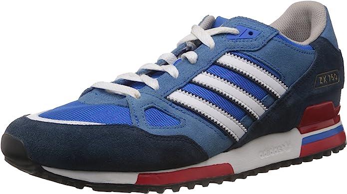 adidas Originals ZX750, Zapatillas de Estar por casa para Hombre ...
