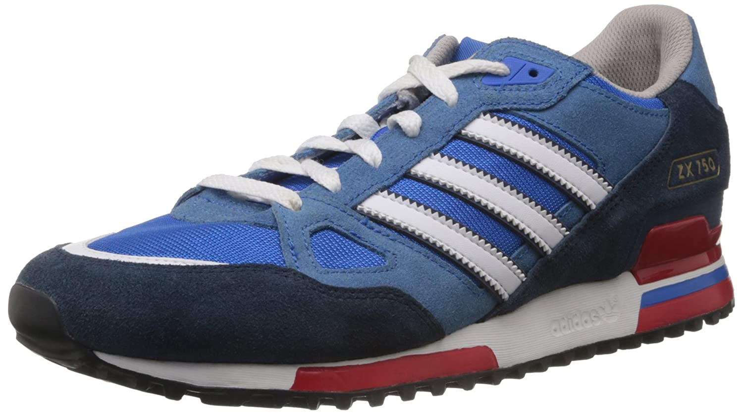 Adidas Originals Men's ZX 750 Shoes Sports Casual Trainers: Amazon.co.uk:  Shoes & Bags