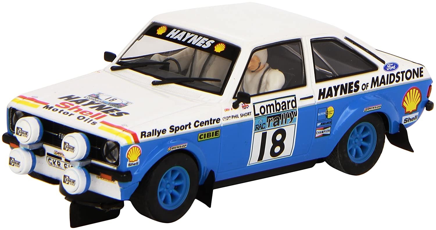 SuperSlot - Ford Escort MKII, Coche Slot (Hornby S3636)