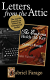 Letters From The Attic: Step behind the scenes of the Jack Rogan Mysteries