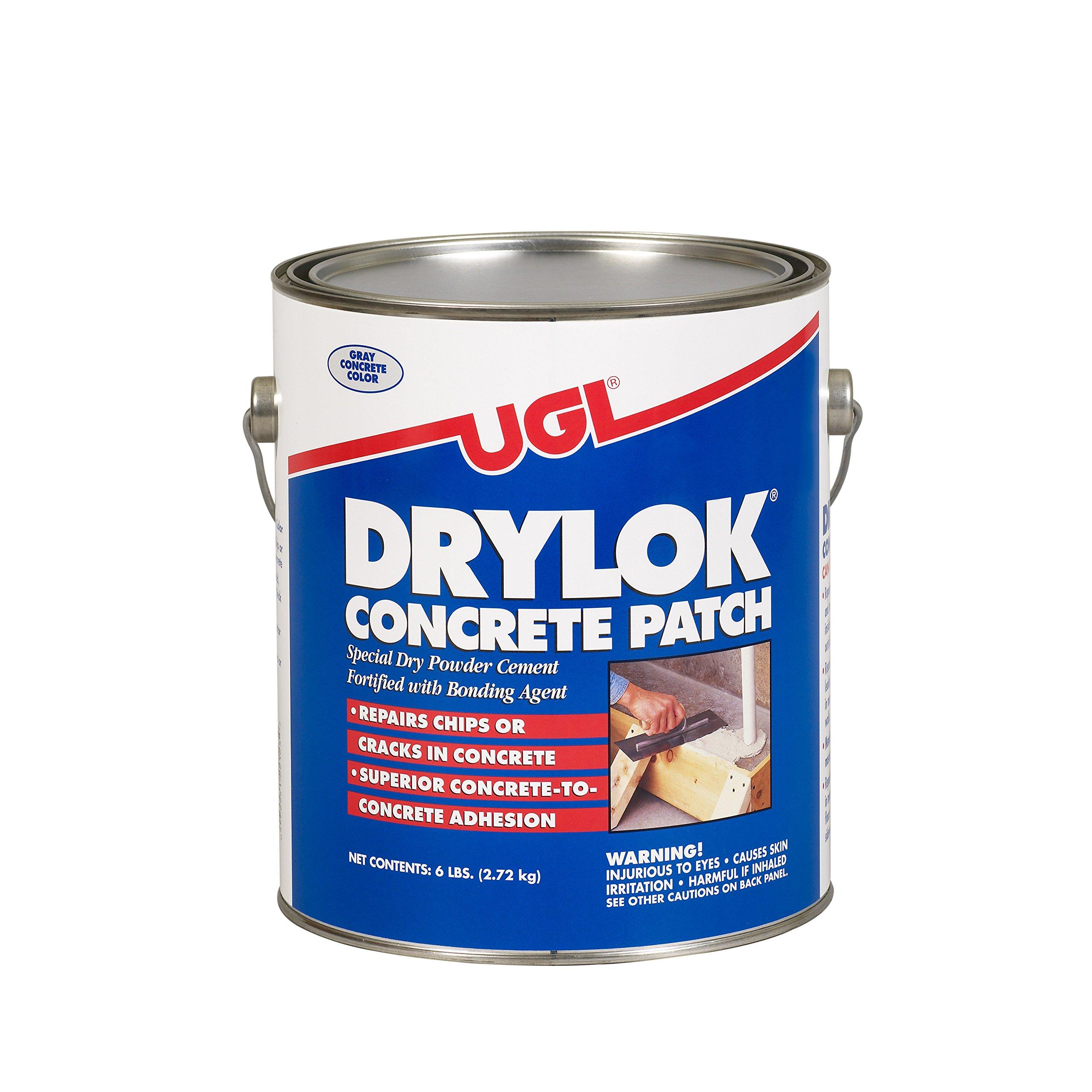 DRYLOK 22123 Concrete Patch, 6-Pound