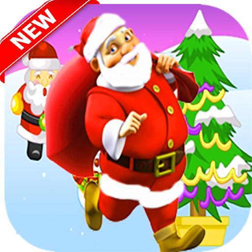 - Super Santa Christmas World - Game Adventure